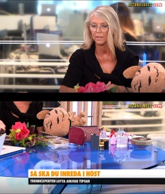 @Afterbladet TV Show with Lotta Ahlvar