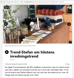In Sverige Radio News